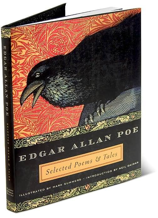 poe book cover