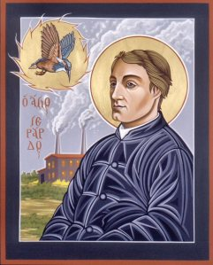 Hopkins, Icon by Fr. William McNichols
