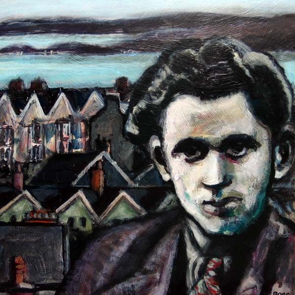 Artist: Peter Ross (http://peterrossart.co.uk/2011/12/dylan-thomas-3/)
