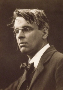 Yeats, photographed in 1911 by George Charles Beresford