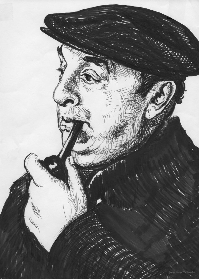 https://calebbeissert.wordpress.com/2011/04/22/portraits-of-the-poets/