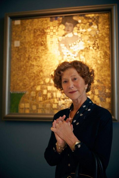 "Helen Mirren in ""Woman in Gold."" CREDIT PHOTOGRAPH COURTESY ROBERT VIGALSKY/THE WEINSTEIN COMPANY"
